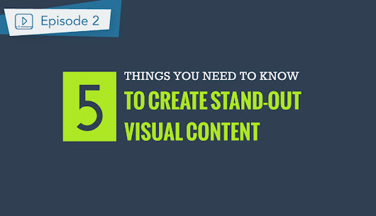 Visual Design Principles: 5 things you should know