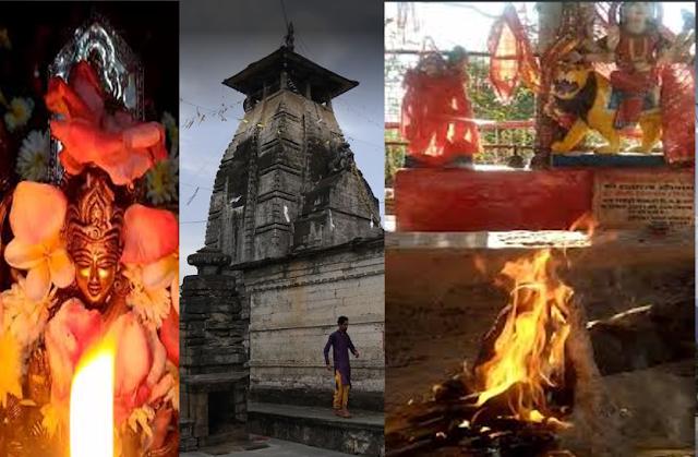 RAJ RAJESHWARI DEVI Temple : यहां की भभूत अमेरिका, ऑस्ट्रेलिया और UAE तक भी जाती है