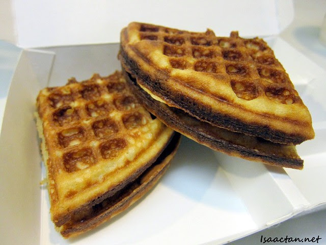 Yippee Cup Waffles