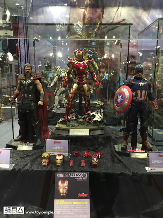 Avengers Age of Ultron Toys Show Us the New Costumes! - The Film Junkee