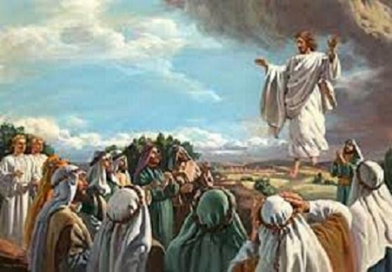 Resultado de imagen de ¿Cuál es el significado y la importancia de la ascensión de Jesucristo?