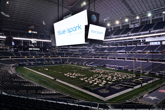 Case Study: Creating an Amazing Experience in a Unique Venue, The Dallas Cowboys AT&T Stadium