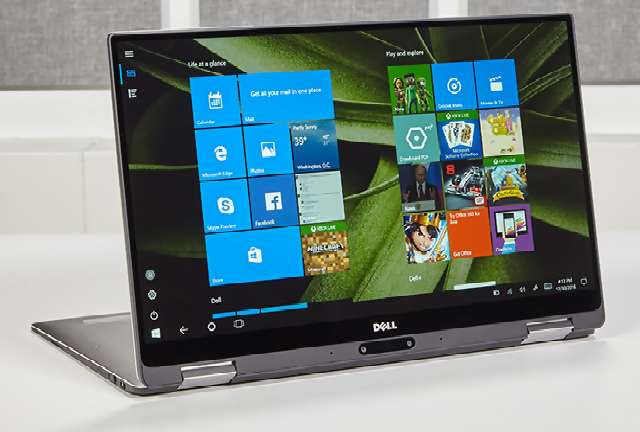 Dell XPS 13 2-in-1 Laptop with 360-degree Rotatable Hinge Announced