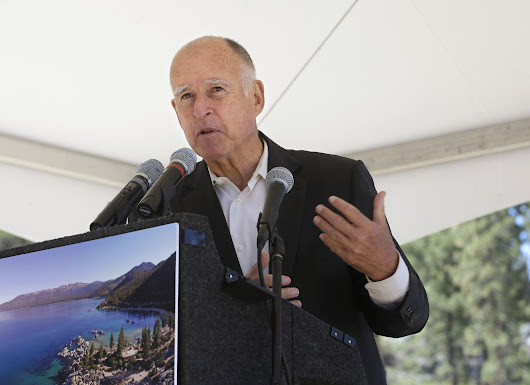 Gov. Jerry Brown takes aim at oil companies over 'highly destructive' product