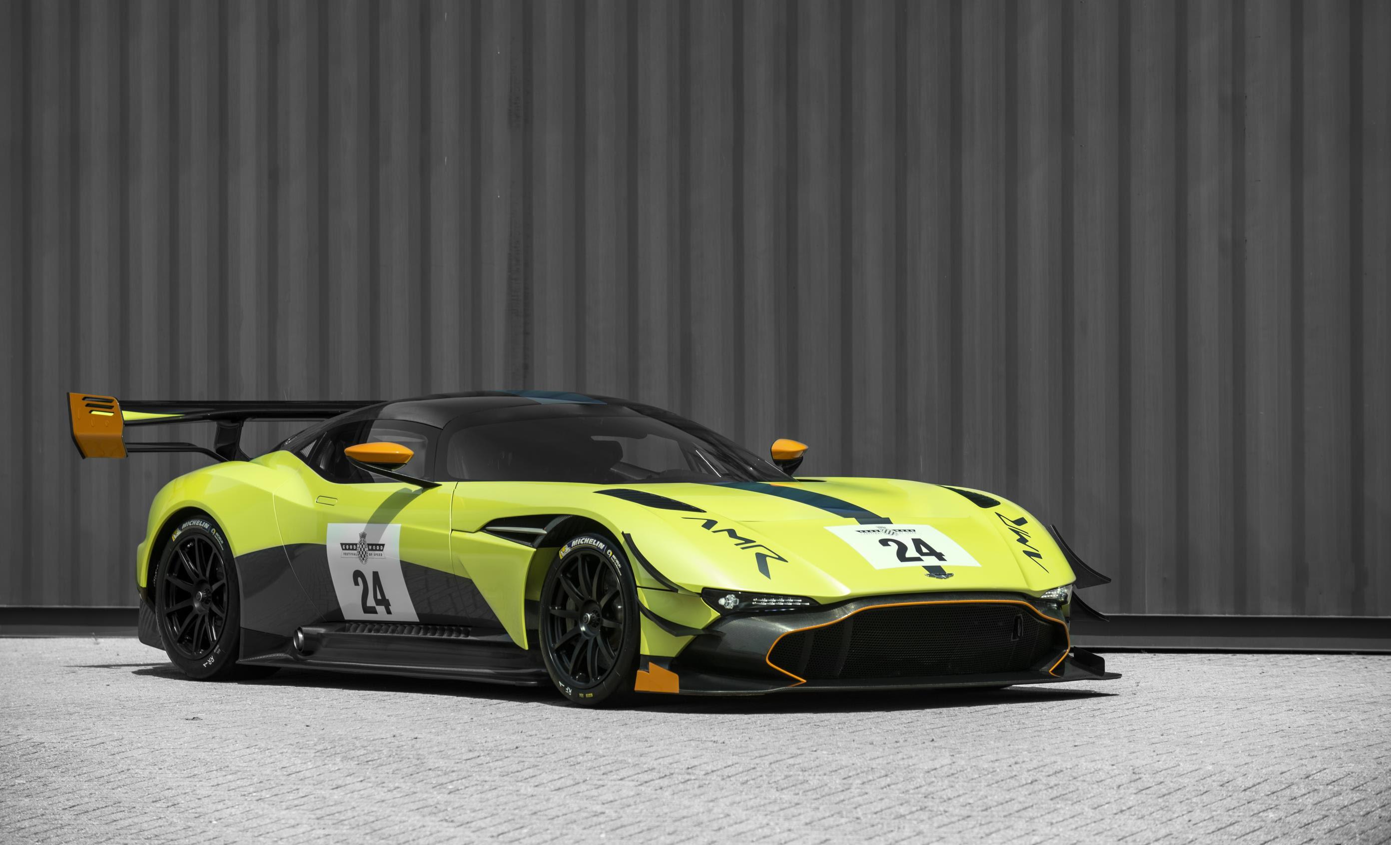 Aston Martin Vulcan Amr Pro Wildest Ever Aston Martin Taken To New Extremes Endurance Info English Spoken