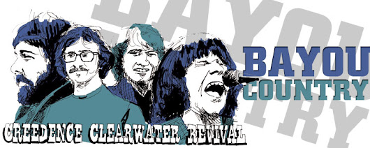 Creedence Clearwater Revival / Bayou Country / 1968