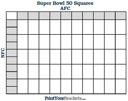 1000+ images about Super Bowl Party Games on Pinterest | Bingo ...