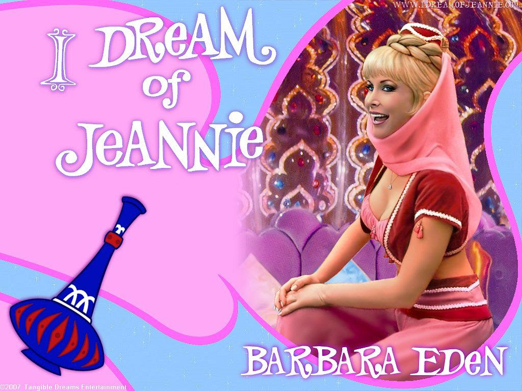 I Dream Of Jeannie I Dream Of Jeannie Wallpaper 43158545 Fanpop