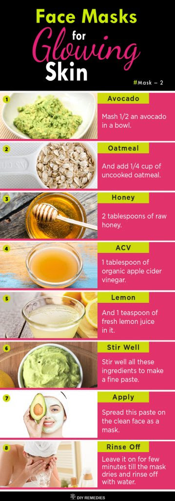Face Masks For Glowing Skin Without Honey Beauty News