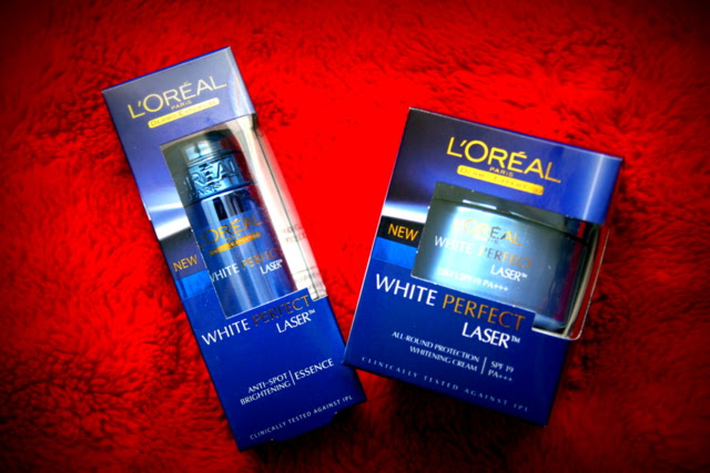 L'Oreal Paris White Perfect Laser