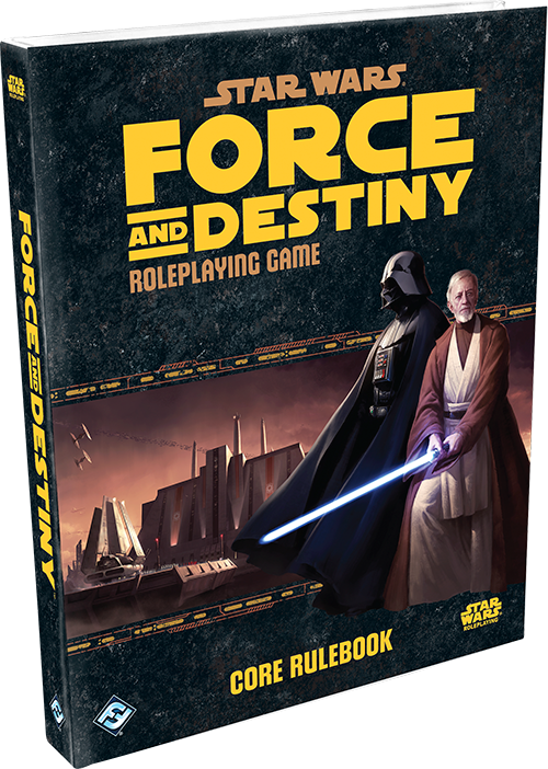 Fantasy Flight Games [News] - Use the Force