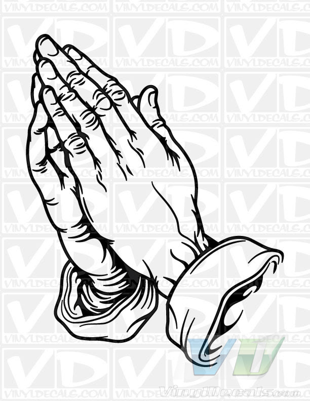 Praying Hands Drawing Tutorial At Getdrawingscom Free For