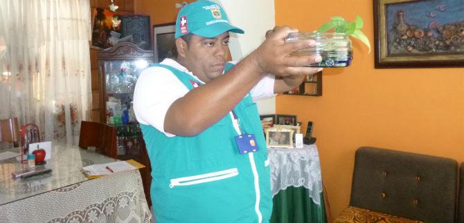 197.775 viviendas han sido beneficiadas con fumigación de máquina pesada