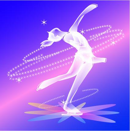 フィギュアスケート イラレルーム