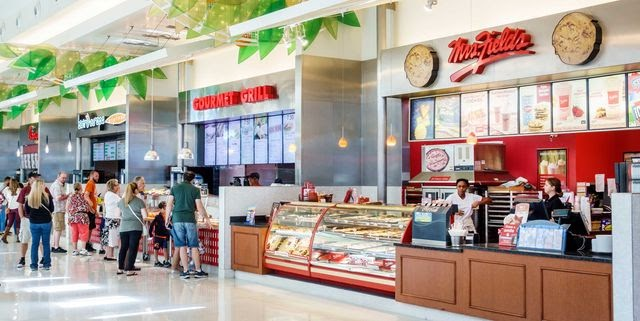 10 Little-Known Facts About Your Favorite Food Court Restaurants
