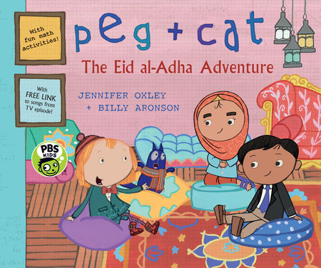 Peg + Cat: Eid al-Adha Adventure - Callista's Ramblings