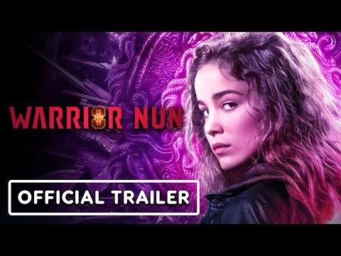 Netflix's Warrior Nun: Season 1 - Official Red Band Trailer