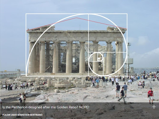 Fast Company, John Brownlee and the Golden Ratio in Design