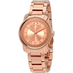 Movado Bold Rose Gold Ladies Watch 3600441