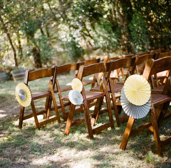 DIY Back Yard Wedding Ideas
