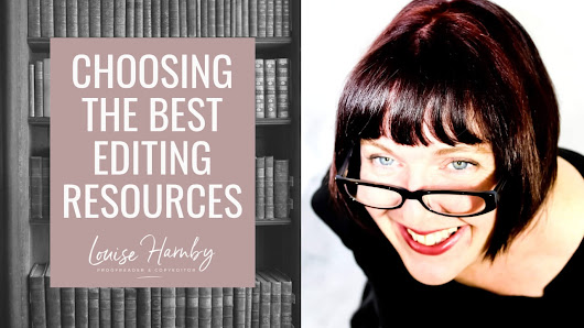 Which are the best reference resources for editors and proofreaders?