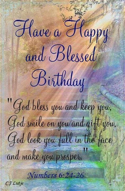 Have A Happy And Blessed Birthday Pictures, Photos, and