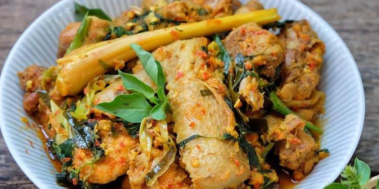 Resep Ayam Rica Rica Oleh Susi Agung