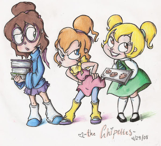 The Best Chipettes And Chipmunks!
