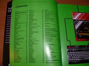 Libro -Sinclair ZX Spectrum a visual compendium (17)
