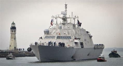 Ceremony initiates USS Little Rock warship