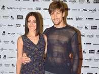 Carol Castro aparece em pré-estreia com cabelos na altura dos ombroFoto: Leo Marinho/ AgNews