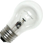 General Electric 40A15 40-Watt Appliance Light Bulb