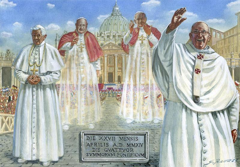 papi postconcilio 2