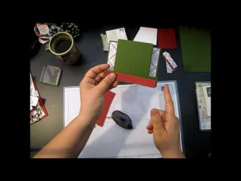 Centre Step Card Video Tutorial