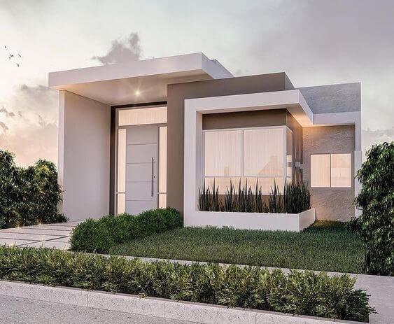 115 Desain Rumah Minimalis Modern Sederhana Ada Video Gambar