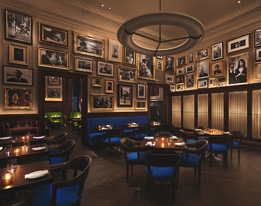 London's iconic Groucho Club redesigned - Adelto