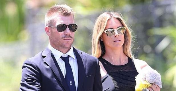 Beautiful Wife Of David Warner Praises His 105 Run Scored Against RCB, See Her Insta Pictures