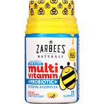 Zarbees Naturals Multi Vitamin, Children's Complete, Gummies, Natural Fruit Flavors - 70 gummies
