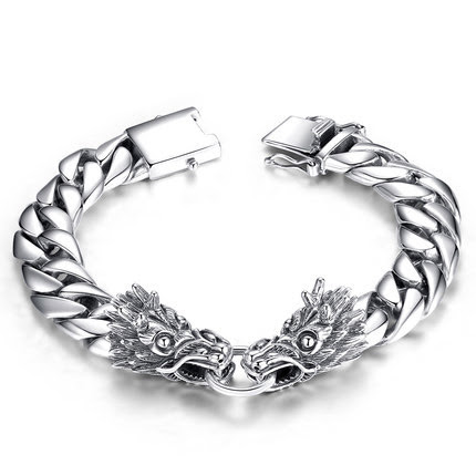 4 Fast Silver Bracelets For Men For Cool People