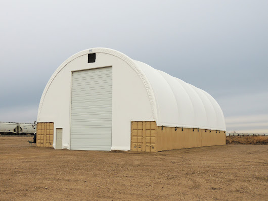 Temporary Fabric Building Solutions – Modular Construction