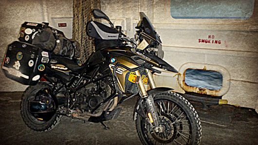 FOR SALE '13 BMW F800GS