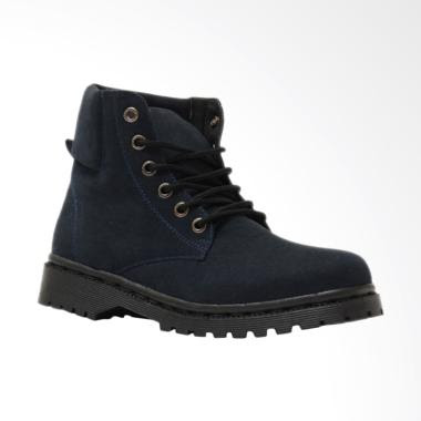 NOKHA Harper Women Sepatu Wanita - Navy 5593d7c06f