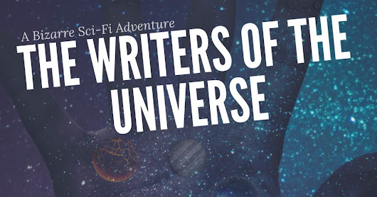 The Writers of the Universe – Relaunch – Out Now