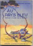 Au Pays bleu - 10ème édition de 1954