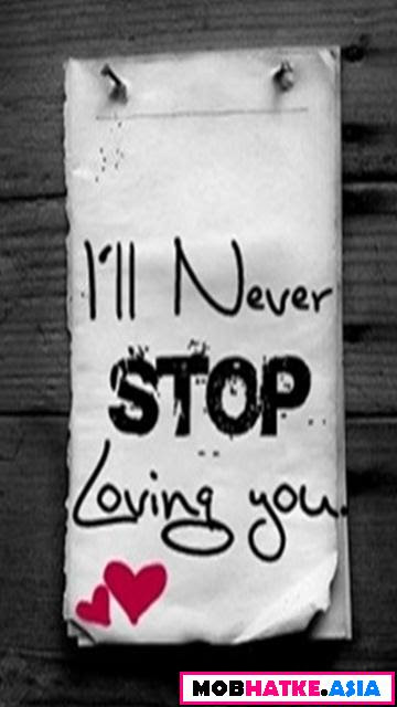 Ill Never Stop Loving You Missing You Quote Quotespicturescom