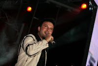 Tarkan for official F1 party