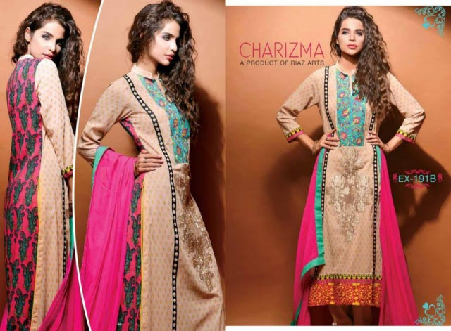 Melodious-Summer-Eid-Festive-Lawn-Dress-Collection-2013-for-Girls-Women-by-Charizma-