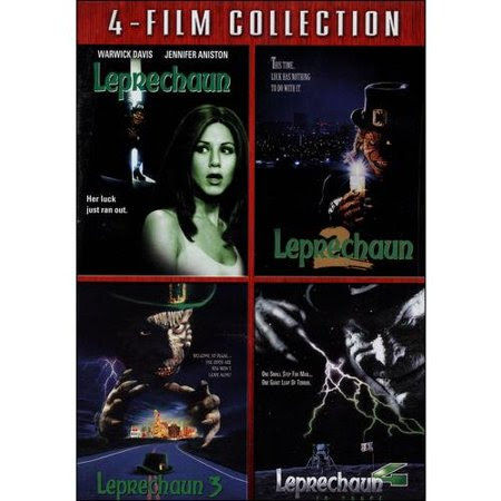 Leprechaun / Leprechaun 2 / Leprechaun 3 / Leprechaun 4 (Widescreen)