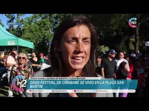 Gran Festival de Chamamé en VGG