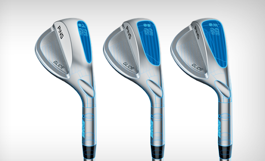 "Some informative information on the new Ping Glide Wedges and ""Bounce Width"""